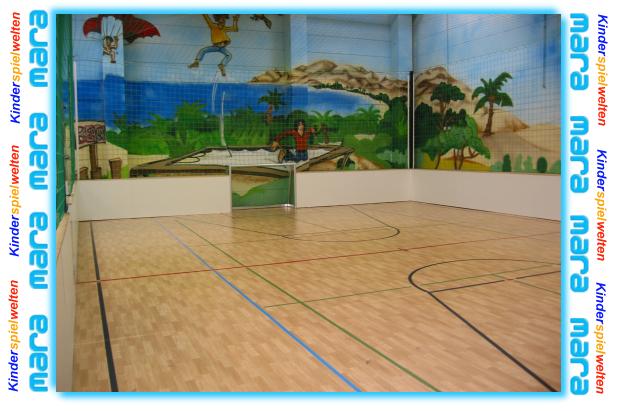 Kinderspielewelt MARA Sportsysteme