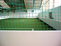 Soccer: Flex-Bandensystem