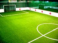 Soccer Courts Kunstrasen