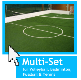 Soccer Zubehör - Multi-Set