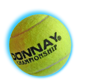 Tennis Granulat-Reinigung