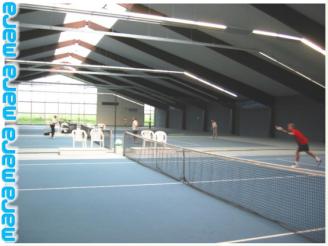 Tennisbodenbelag